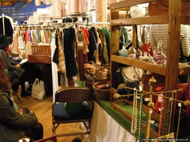 Leeds Vintage Fashion Fair