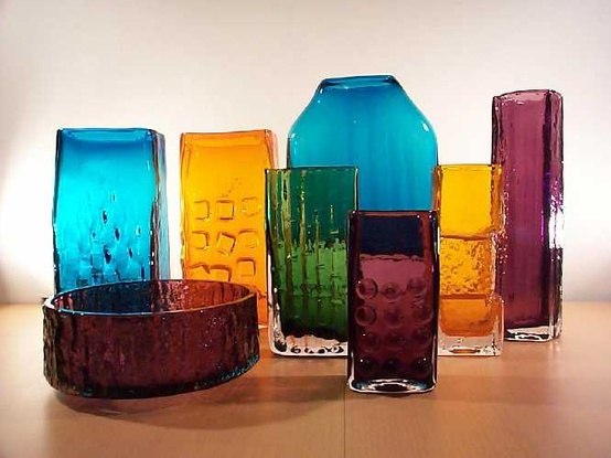 Whitefriars glass